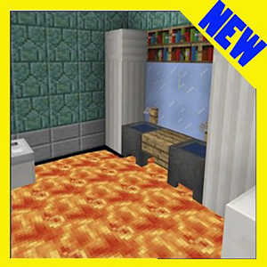 Floor is Lava. MCPE maps parkour For PC (Windows & MAC)