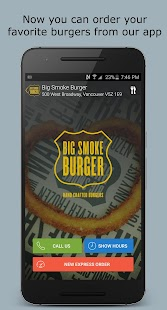 Big Smoke Burger - screenshot