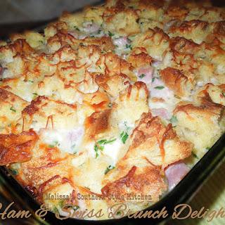 Ham Cheese Delights Recipes