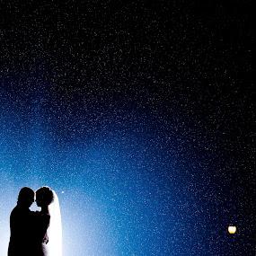 www.drewnoelphotography.com by Drew Noel - Wedding Bride & Groom