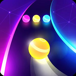 Dancing Road: Color Ball Run! Online PC (Windows / MAC)