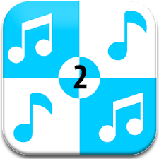 Tap Blue Piano Tiles 2
