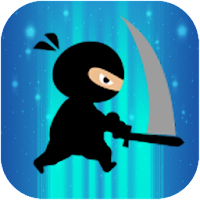Black Ninja Adventure In The City Building on PC (Windows & Mac)