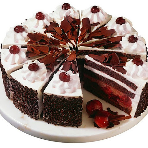 Excellent Recipe For Black Forest Cake