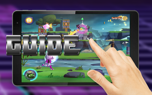 Guide Angry Birds Transformers - screenshot