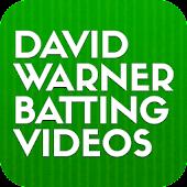 App David Warner Batting Videos APK for Windows Phone