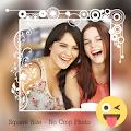 App Square Size - No Crop Photo APK for Kindle