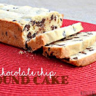 Chocolate Chip Pound Cake Recipes