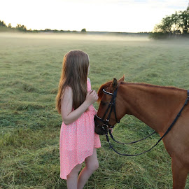by Merete Björnsen - Animals Horses