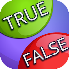 True or False Game: Maths