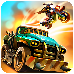 Dead Paradise: The Road Warrior For PC (Windows & MAC)