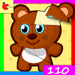 Puzzle for Kids Children games Icon