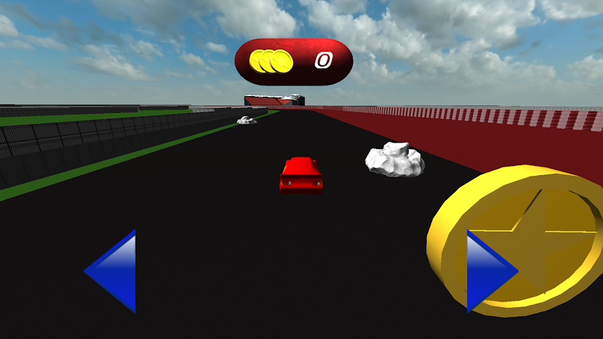 android Angel Mcqueen Racing Game Screenshot 3