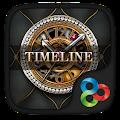 TImeline Go Launcher Theme
