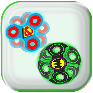 super fidget hand spiner hero for Android