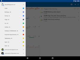 Screenshot of DigiCal Calendar