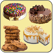 Free Cake&&Cookie Recipe APK for Windows 8