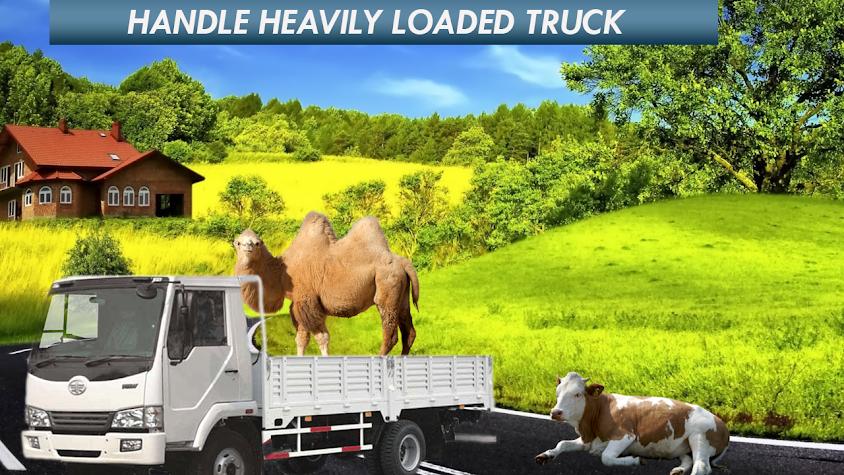 Eid-Ul-Adha Animal Transport Truck Screenshot