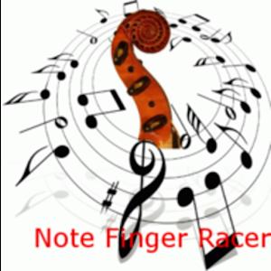 Note Finger Racer For PC