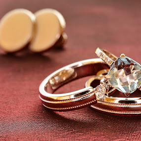 Wedding rings by Sorin Lazar Photography - Artistic Objects Jewelry ( rings, jewels, close up, photography )