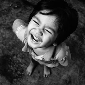 smile for the world by Airul Hidayat - Babies & Children Children Candids