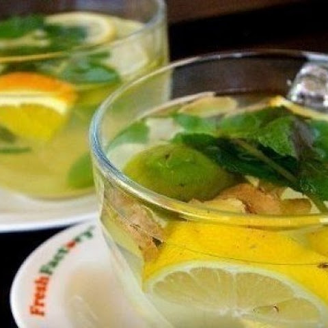 Ginger Tea For Weight Loss And Loss Of Appetite