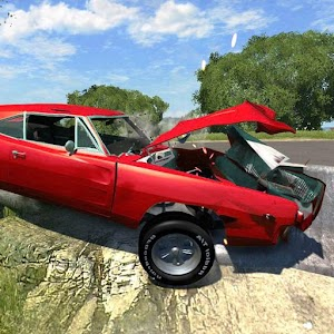 Real Car Crash Engine Simulator Online PC (Windows / MAC)