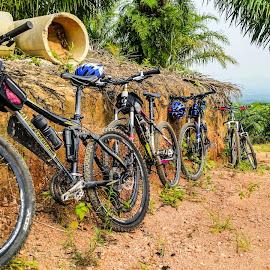 mountain bike  by Teo Yi - Transportation Bicycles
