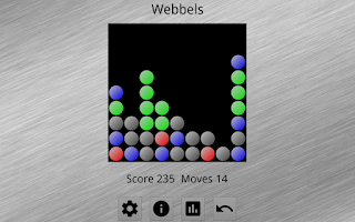 Screenshot of Webbels