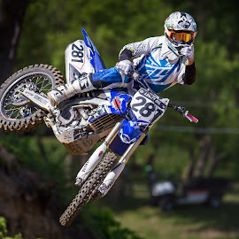 I see you by Kenton Knutson - Sports & Fitness Motorsports ( motorcycle, motorsport, motocross, dirt, mx, whip )