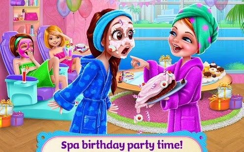 Game Spa Birthday Party apk for kindle fire