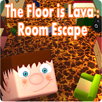 The Floor is Lava : Room Escape