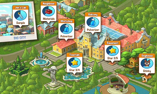 TIPS Gardenscapes - New Acres - screenshot