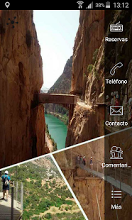 Caminito del Rey - screenshot