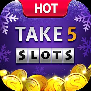 Take 5 Free Slots – Real Vegas Casino For PC