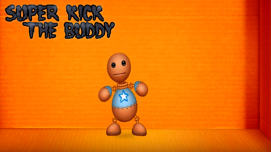 Amazing Kick on Buddy Runner Screenshot