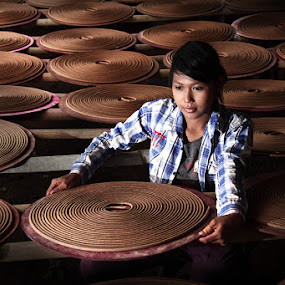 HIO maker by Ramadhan Bagaskara Arya Parmuka - People Portraits of Women ( hio )