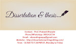 eBranding India is Well Known Dissertation Editing Business in Bhopal