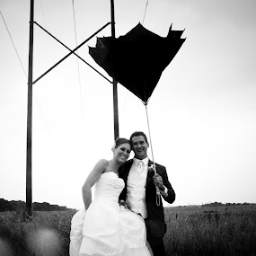 like mary poppins by Tine Butler - Wedding Other ( tine butler photography, manitoba wedding photographer )