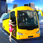 Download Full City Bus Simulator 3D 2017 1.8 APK