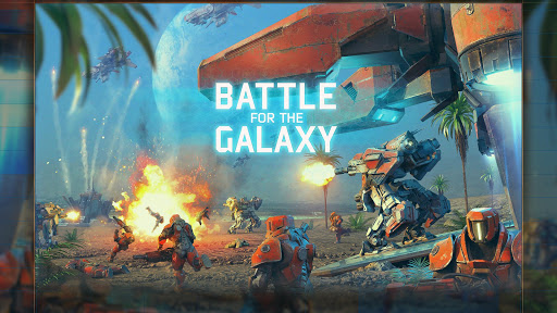 Battle for the Galaxy - screenshot