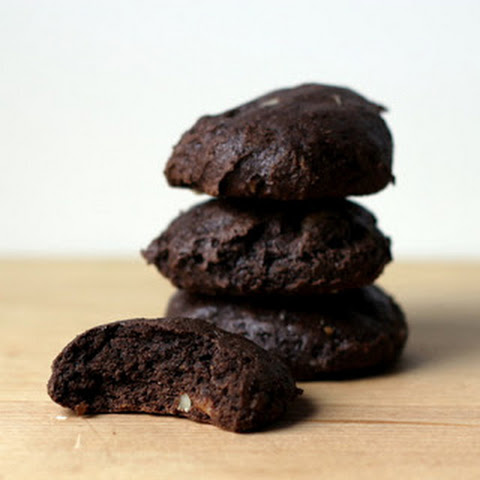 Chocolate Cookies (with avocado)