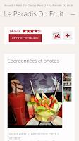 Screenshot of Justacoté
