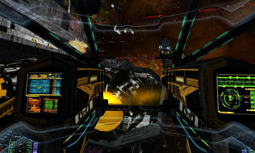 A TIME IN SPACE 2 VR CARDBOARD - screenshot
