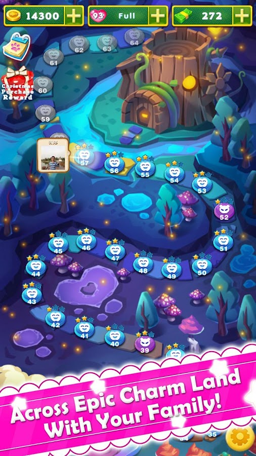 Charm Heroes - The Match King Screenshot 2