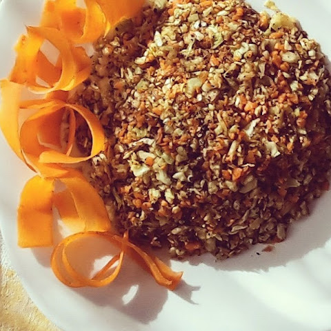 10 Best Shredded Cabbage Carrot Salad Recipes   Yummly