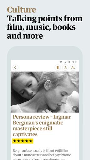 The Guardian screenshot 4
