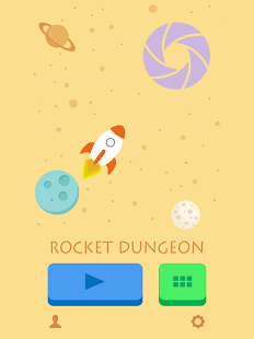 Rocket Dungeon - screenshot