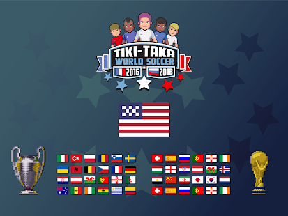 Tiki Taka World Soccer- screenshot thumbnail