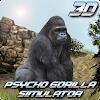 Psycho Gorilla Simulator